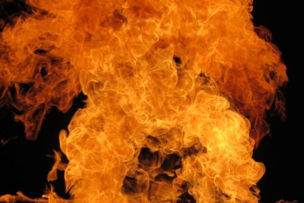 जलता घर