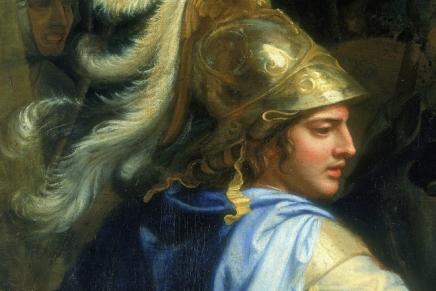 सिकंदर का अंहकार