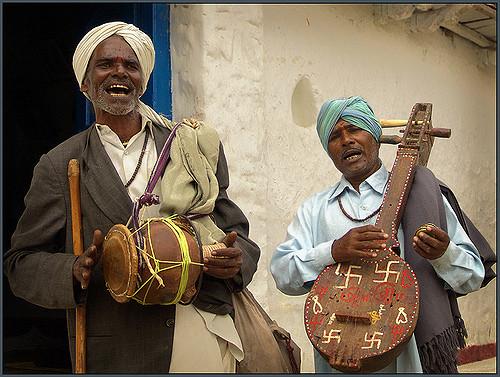 indian village singers
