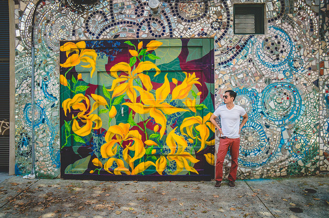 Backalley Art, Philly