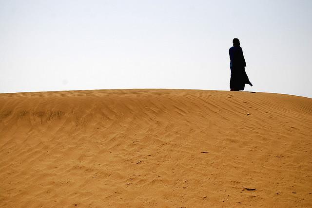 Morocco - Sahara - Nomade