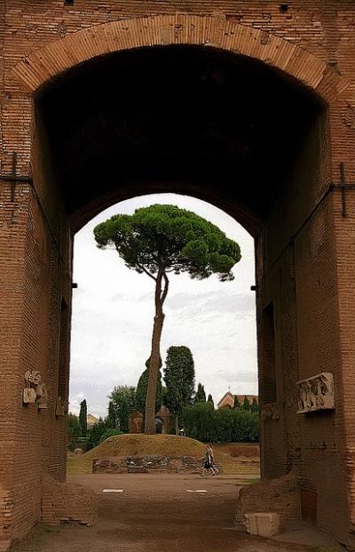 rome gate
