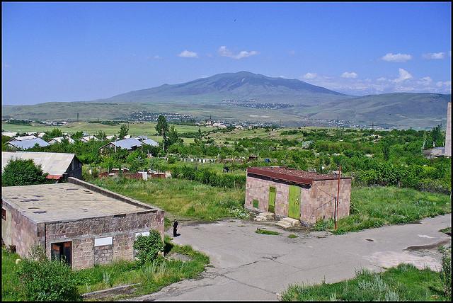 armenian village