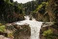 aharbal waterfall