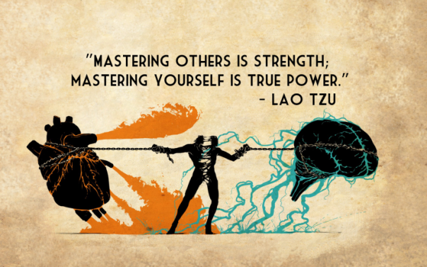 mastering strength quote