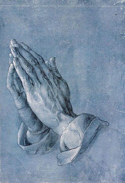 प्रार्थना के हाथ : The PrayingHands