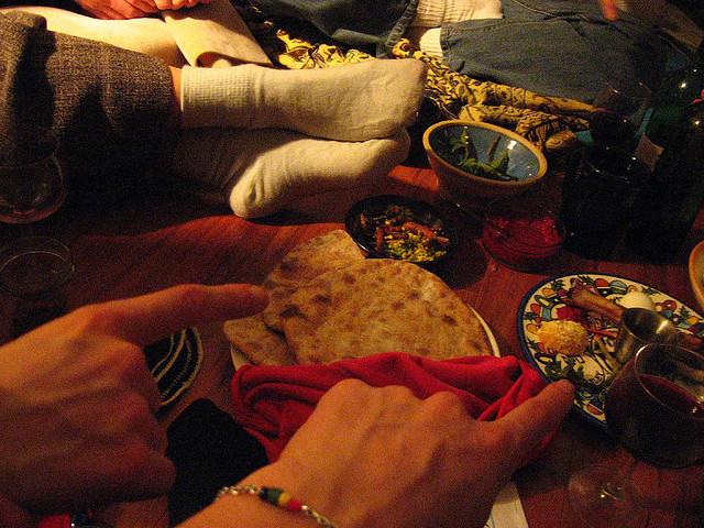 pesach rituals