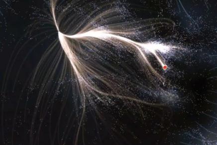 अंतरिक्ष का शून्य और इंटरगैलेक्टिकसुपरक्लस्टर्स