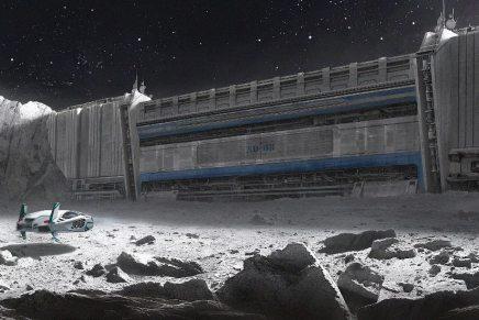 हम चंद्रमा पर स्पेस स्टेशन क्यों नहींबनाते?