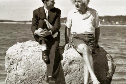 क्या अल्बर्ट आइंस्टीन अपने जूते के फीते नहीं बांध पातेथे?
