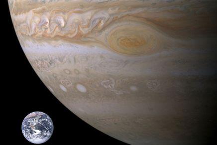 क्या बृहस्पति ग्रह का लाल तूफ़ान कभीथमेगा?