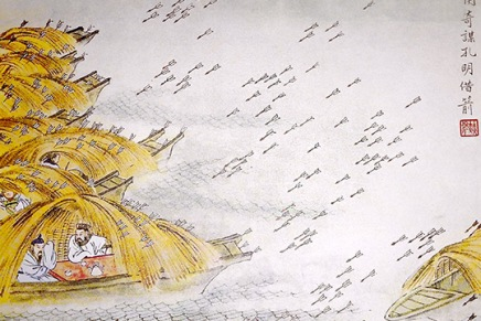 चीन की सेना के जनरल द्वारा शत्रु को मूर्ख बनाने का रोचककिस्सा