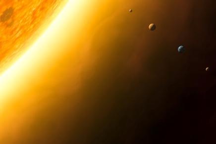 हम सौरमंडल के किन क्षेत्रों के बारे में नहींजानते?