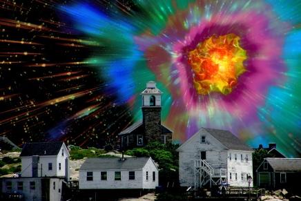 यदि पृथ्वी के निकट किसी तारे में विस्फोट हो जाए तो क्याहोगा?