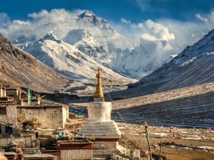 एवरेस्ट से पहले सबसे ऊंचा पर्वत किसे माना जाताथा?