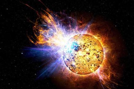 किसी तारे की मृत्यु हो जाने पर उसके ग्रहों का क्या होताहै?