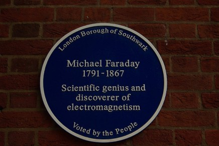 विद्युत के जनक महान वैज्ञानिक माइकलफ़ैराडे