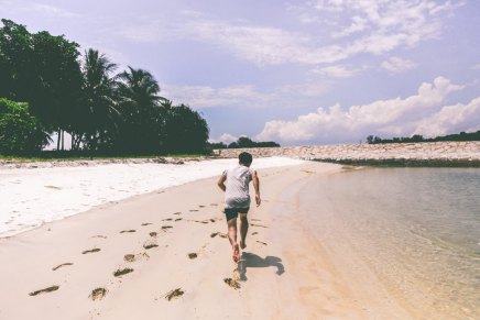 ज़िंदगी एक दौड़है