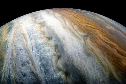 क्या कोई अंतरिक्ष यान बृहस्पति ग्रह की सतह पर उतर सकताहै?