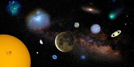 सौरमंडल के सभी ग्रह सूर्य की परिक्रमा एक ही दिशा में क्यों करतेहैं?